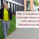 Die 3 Goldenen Regeln für eine herausragende und erfolgreiche freiberufliche Praxis